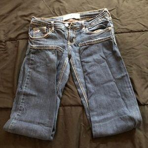 Hollister Standard Wash Skinny Jeans